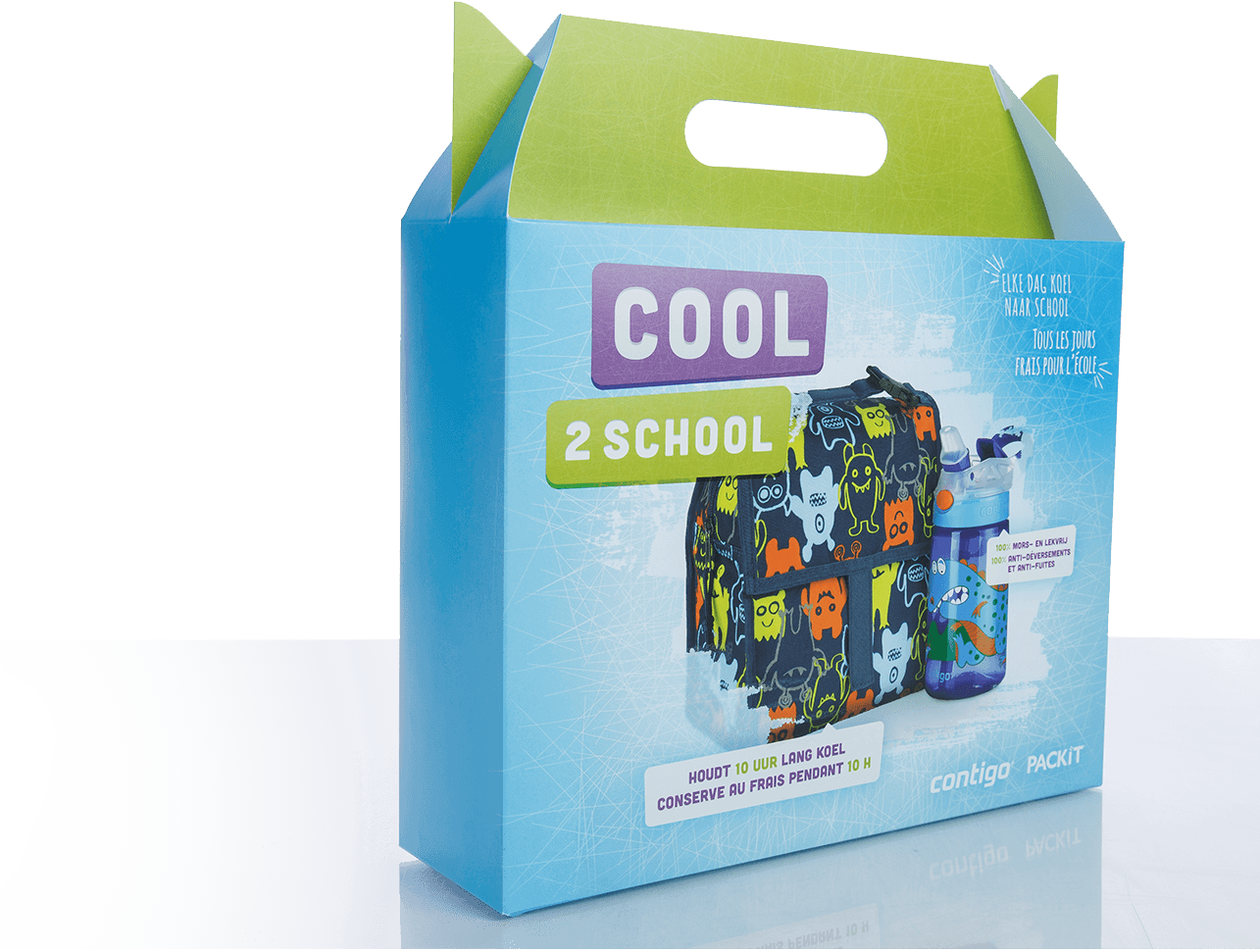 PackIt - Cool 2 School